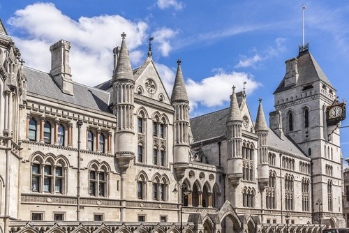 Royal Courts of Justice low res