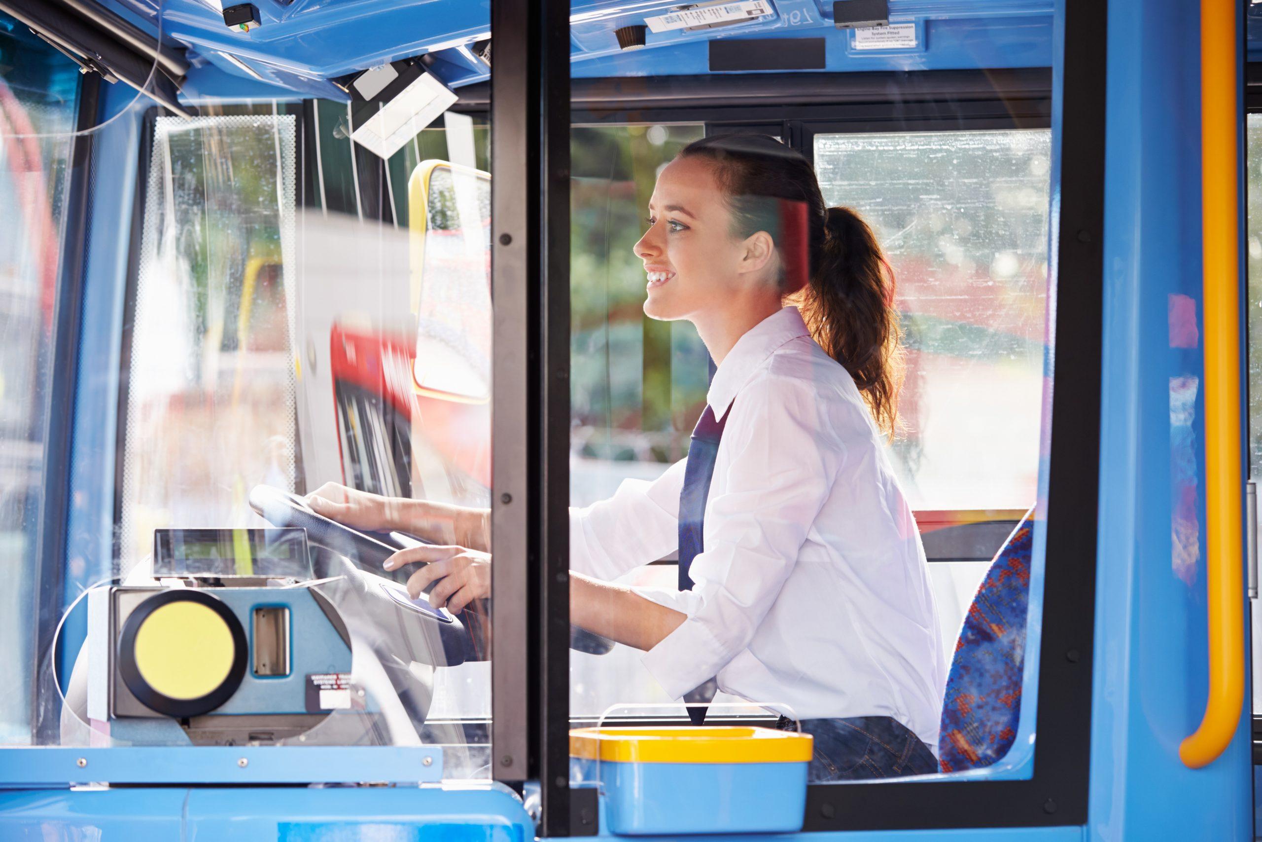 Bus Driver   female