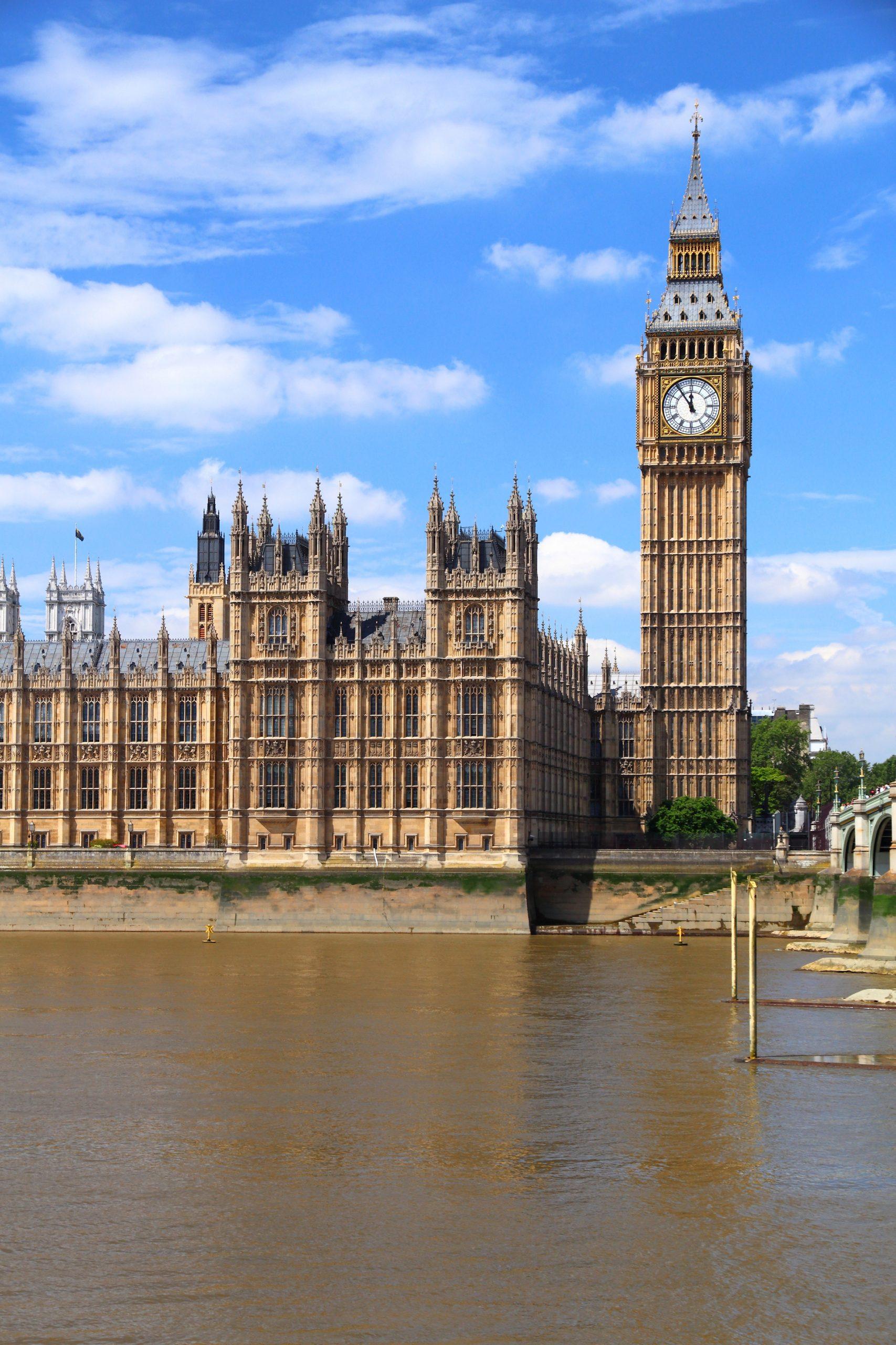 London Westminster Vertical
