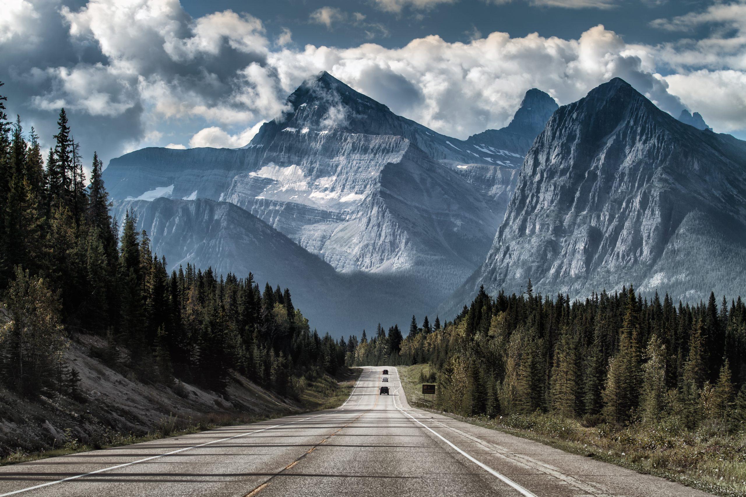 Mountain Road   stunning